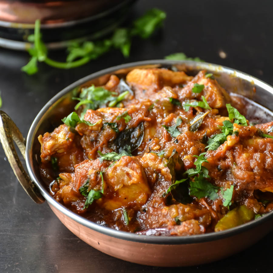 Madras Chicken Curry In 30 Minutes Relish The Bite